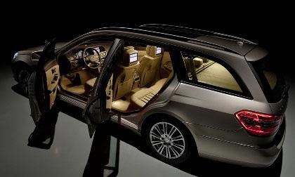 Lộ diện Mercedes E-Class Estate 2010  - 2