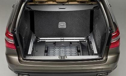 Lộ diện Mercedes E-Class Estate 2010  - 4