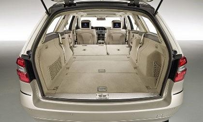 Lộ diện Mercedes E-Class Estate 2010  - 14