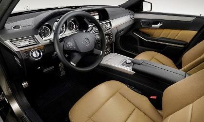Lộ diện Mercedes E-Class Estate 2010  - 3