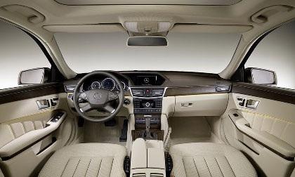 Lộ diện Mercedes E-Class Estate 2010  - 9