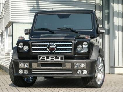 """Chiếc Mercedes G55 AMG """"độ"""" cho Hoàng tử Abu Dhabi  - 5"""
