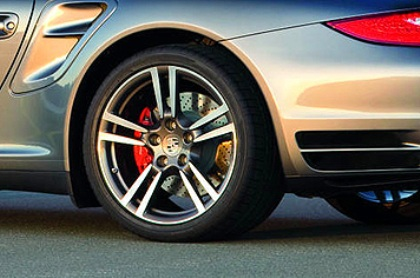 Porsche nâng cấp 911 Turbo - 5