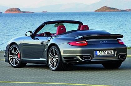 Porsche nâng cấp 911 Turbo - 8