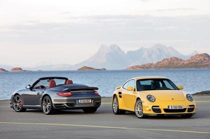 Porsche nâng cấp 911 Turbo - 1