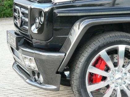 """Chiếc Mercedes G55 AMG """"độ"""" cho Hoàng tử Abu Dhabi  - 9"""