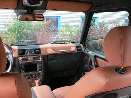 """Chiếc Mercedes G55 AMG """"độ"""" cho Hoàng tử Abu Dhabi  - 8"""