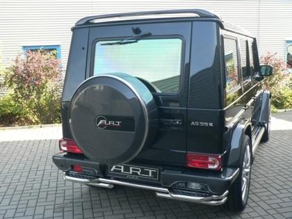 """Chiếc Mercedes G55 AMG """"độ"""" cho Hoàng tử Abu Dhabi  - 10"""