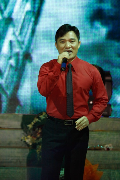 Thanh Thảo hát mừng sinh nhật Quang Dũng - 6