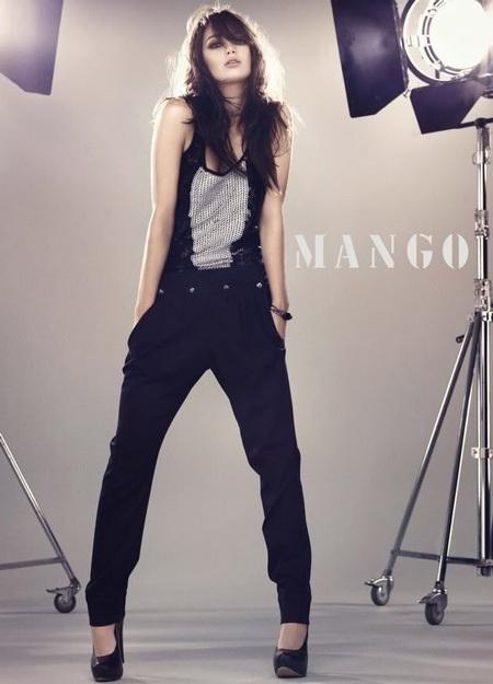 Daisy Lowe - Bay bổng, quyến rũ trong quảng cáo Mango - 5