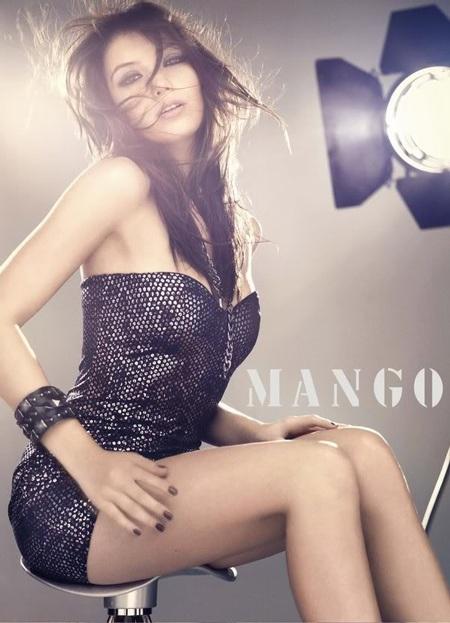 Daisy Lowe - Bay bổng, quyến rũ trong quảng cáo Mango - 4