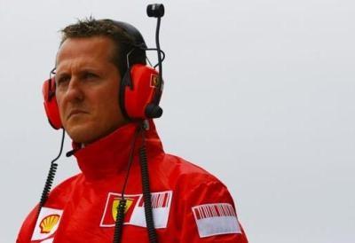 """Schumacher """"lỡ hẹn"""" với đường đua F1 - 1"""