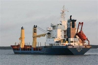 Tìm thấy tàu Nga mất tích, các thuỷ thủ vẫn sống  - 1