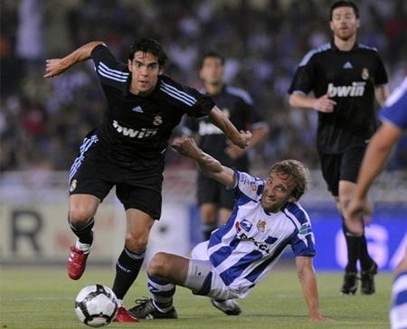 Benzema lập công, Real Madrid hạ gục Sociedad - 1