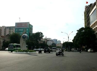 TPHCM sắp có phố đi bộ Nguyễn Huệ - 1