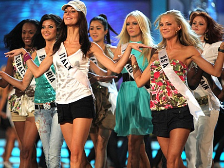 Kịch bản đêm chung kết Hoa hậu Hoàn vũ - 2
