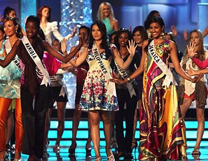 Kịch bản đêm chung kết Hoa hậu Hoàn vũ - 3