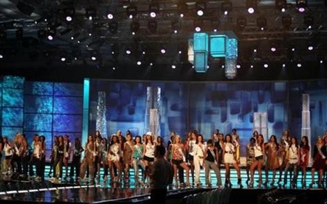 Kịch bản đêm chung kết Hoa hậu Hoàn vũ - 10