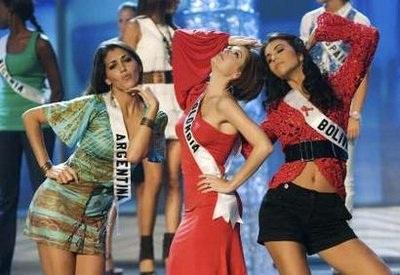 Kịch bản đêm chung kết Hoa hậu Hoàn vũ - 5