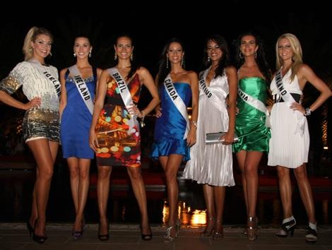 Kịch bản đêm chung kết Hoa hậu Hoàn vũ - 8
