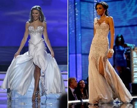Xem lại đêm thi sôi động của Hoa hậu Hoàn vũ 2009 - 36