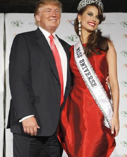 Xem lại đêm thi sôi động của Hoa hậu Hoàn vũ 2009 - 64