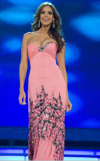 Xem lại đêm thi sôi động của Hoa hậu Hoàn vũ 2009 - 38