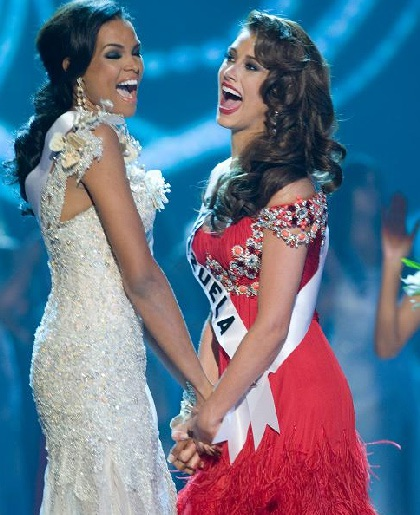 Xem lại đêm thi sôi động của Hoa hậu Hoàn vũ 2009 - 51