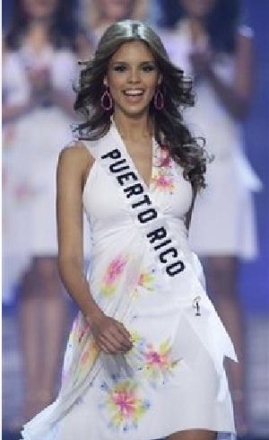 Xem lại đêm thi sôi động của Hoa hậu Hoàn vũ 2009 - 10