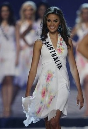 Xem lại đêm thi sôi động của Hoa hậu Hoàn vũ 2009 - 6