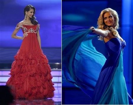 Xem lại đêm thi sôi động của Hoa hậu Hoàn vũ 2009 - 37