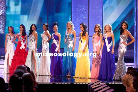 Xem lại đêm thi sôi động của Hoa hậu Hoàn vũ 2009 - 33