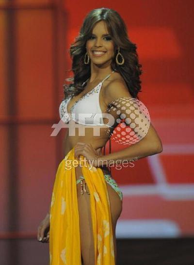 Xem lại đêm thi sôi động của Hoa hậu Hoàn vũ 2009 - 20