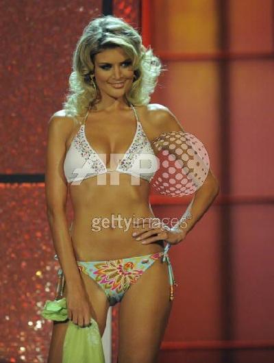 Xem lại đêm thi sôi động của Hoa hậu Hoàn vũ 2009 - 23