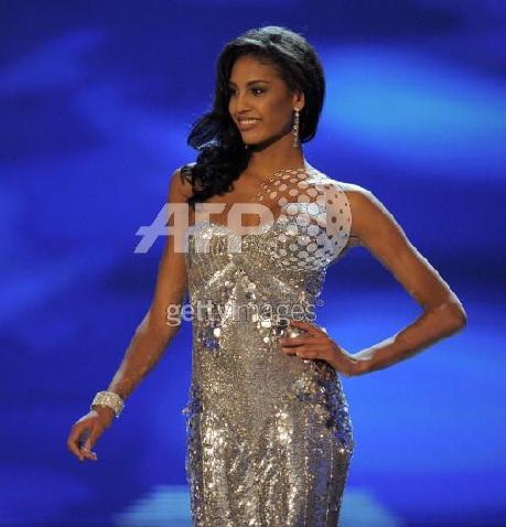 Xem lại đêm thi sôi động của Hoa hậu Hoàn vũ 2009 - 34