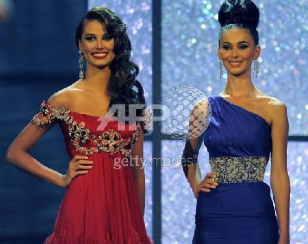 Xem lại đêm thi sôi động của Hoa hậu Hoàn vũ 2009 - 44