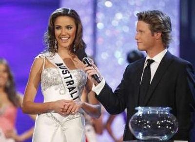 Xem lại đêm thi sôi động của Hoa hậu Hoàn vũ 2009 - 45