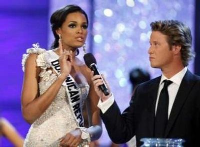 Xem lại đêm thi sôi động của Hoa hậu Hoàn vũ 2009 - 49