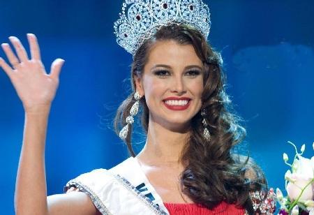 Xem lại đêm thi sôi động của Hoa hậu Hoàn vũ 2009 - 58