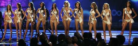 Xem lại đêm thi sôi động của Hoa hậu Hoàn vũ 2009 - 30