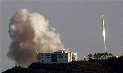 Hàn Quốc phóng tên lửa tự tạo đầu tiên - 1