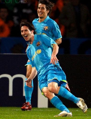 Barcelona - Shakhtar: Vinh quang trong tầm tay - 2