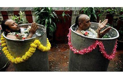 Ảnh nghi lễ cầu mưa có một không hai ở Ấn Độ  - 5