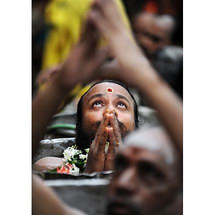 Ảnh nghi lễ cầu mưa có một không hai ở Ấn Độ  - 4