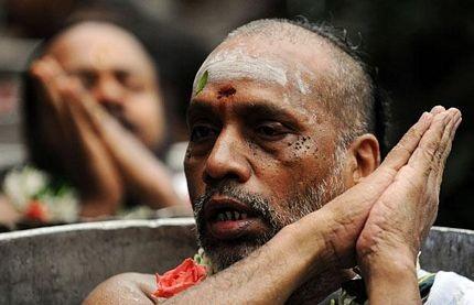Ảnh nghi lễ cầu mưa có một không hai ở Ấn Độ  - 3