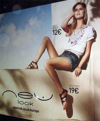 """""""Thảm họa"""" Photoshop trong quảng cáo - 16"""