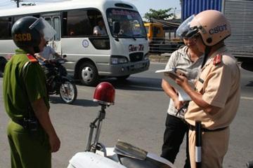 """TPHCM kiến nghị """"phạt gấp đôi"""" vi phạm giao thông - 1"""