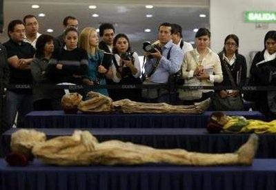Thăm triển lãm xác ướp Guanajuato  - 1