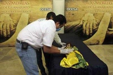 Thăm triển lãm xác ướp Guanajuato  - 6
