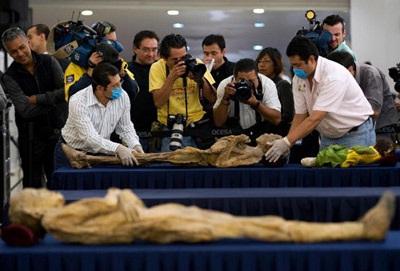 Thăm triển lãm xác ướp Guanajuato  - 4